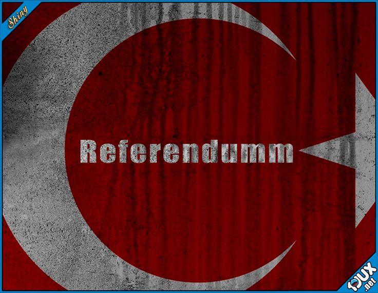 Für mich jetzt schon das Wort des Jahres... #Referendum #Türkei #Erdogan #Wahl #Wahl2017 #Referendumm #Nachrichten #Politik #traurig
