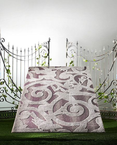 Grand Lilac Rug