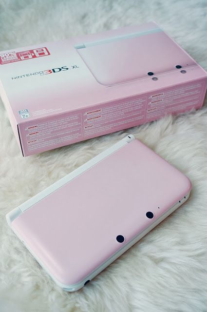 ❀ ❀ ❀ SUPERBAOER.: Nintendo 3DS XL!