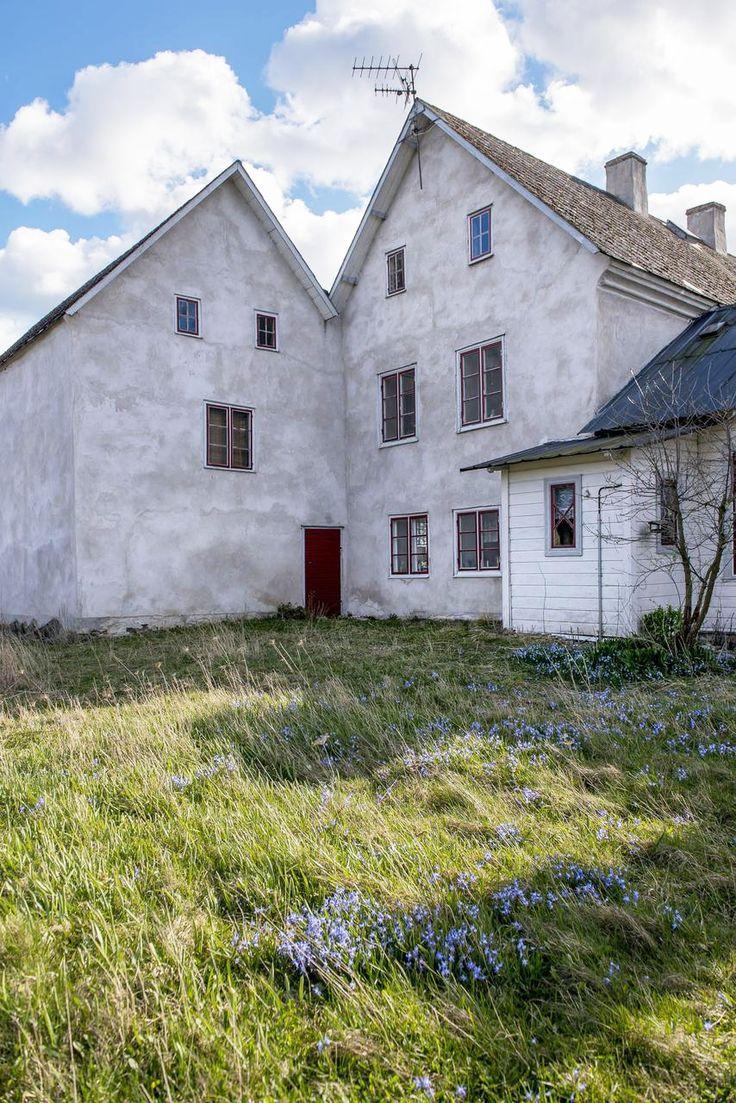 Sweden. Kalkstenshus på Gotland – Sköna hem