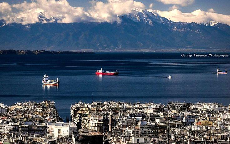 Θεσσαλονίκη... Όπου κι αν ταξιδέψουμε, πάντα εδώ λαχταράμε να ξαναγυρίσουμε, γεμάτοι πρωτόγνωρη νοσταλγία.