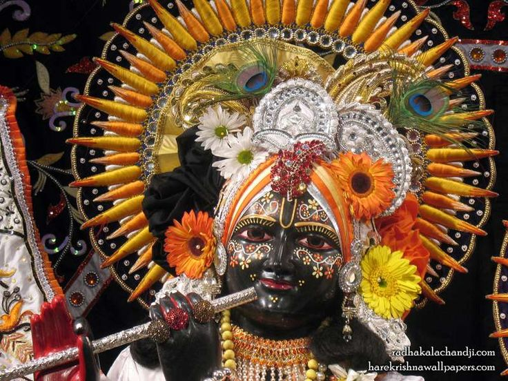 Sri Kalachanda Close up Wallpaper