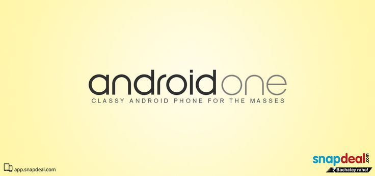 Android One: Classy Android Phone for the Masses