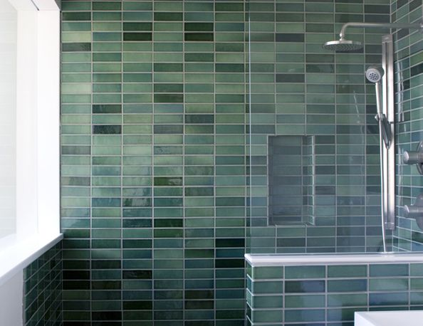 Bathroom  Bathrooms  Ceramic tile bathrooms Heath tile