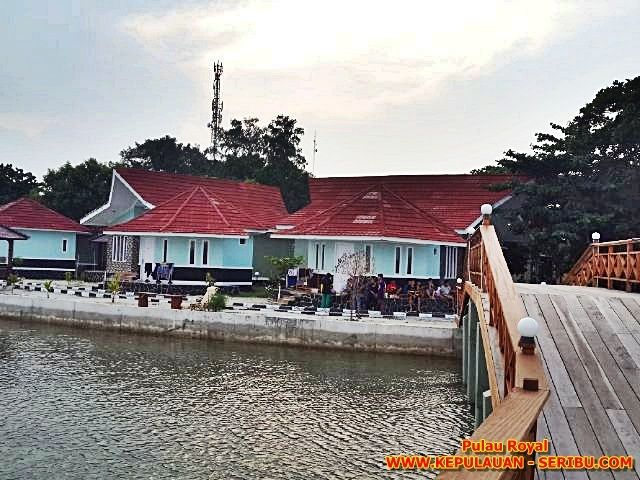 Pulau Royal | Tour Kepulauan Seribu