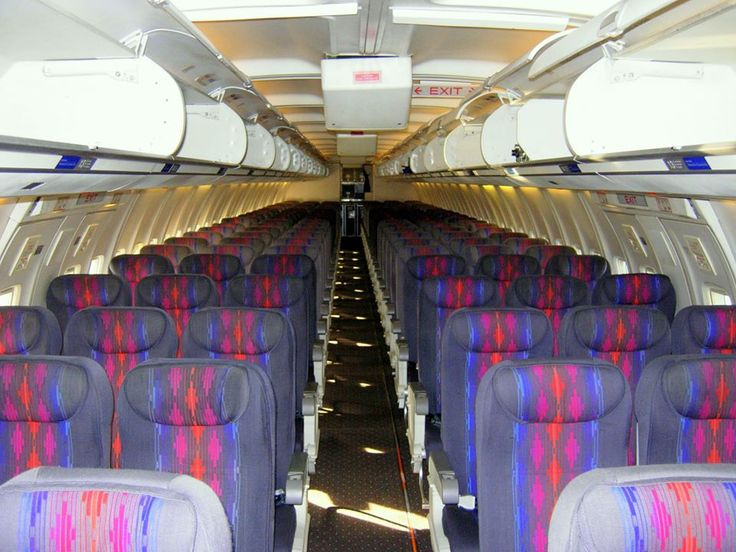 United airlines 757200 cabin in 2020 airline interiors