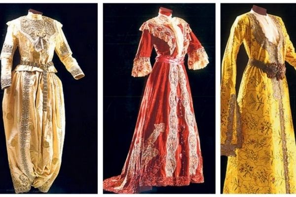 Ottoman Harem Dresses