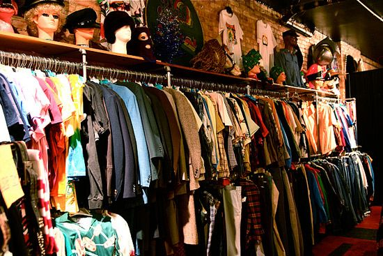 Looking for unique finds and retro pieces? Check out our list of the best #vintage stores in #Edmonton AB. (Photo: stevendepolo).