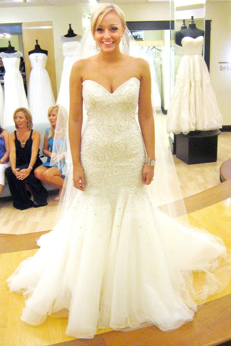 128 best say yes to the dress images on pinterest atlanta yes say yes to the dress atlanta allure gown ombrellifo Gallery