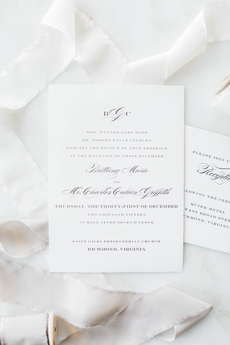 not on the high street winter wedding invitations%0A Timelessly chic wedding invitation designs from Minted will set the tone  for your special day