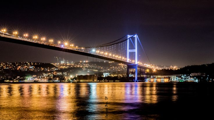 https://flic.kr/p/rjWKBe | the First Bosphorus Bridge | Первый Босфорский мост