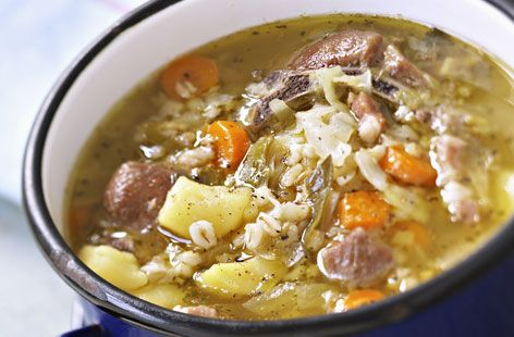 Authentic Irish stew - One of my favorite recipes when I lived in N. Ireland