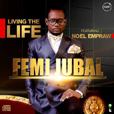 "MRSHUSTLE NEWS: FEMI JUBAL RETURNS WITH ""LIVING THE LIFE""!"