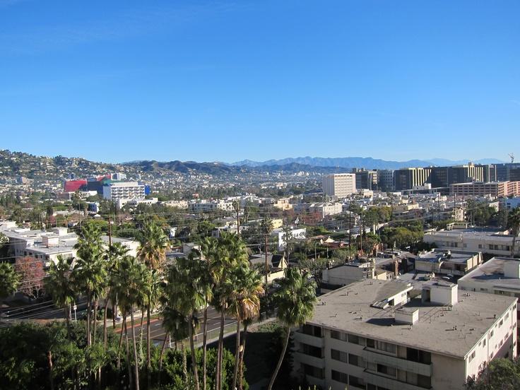 Sunny day in LA