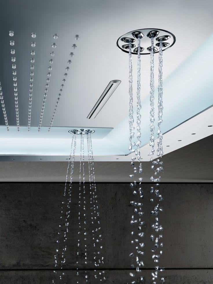 AquaSymphony von GROHE die wohl luxuriöseste Dusche der
