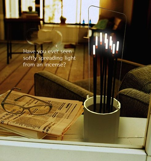 scent light for house