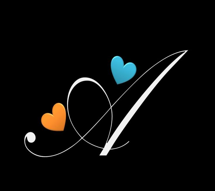 26 Best images about Alphabet ~ Heart Fancy on Pinterest ... Aands Alphabet Wallpapers Download