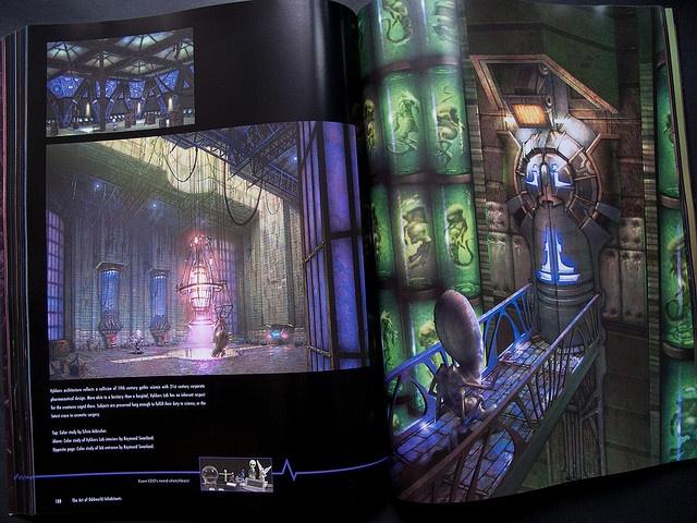 The Art of Oddworld Inhabitants