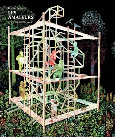 Brecht Evens - Les amateurs