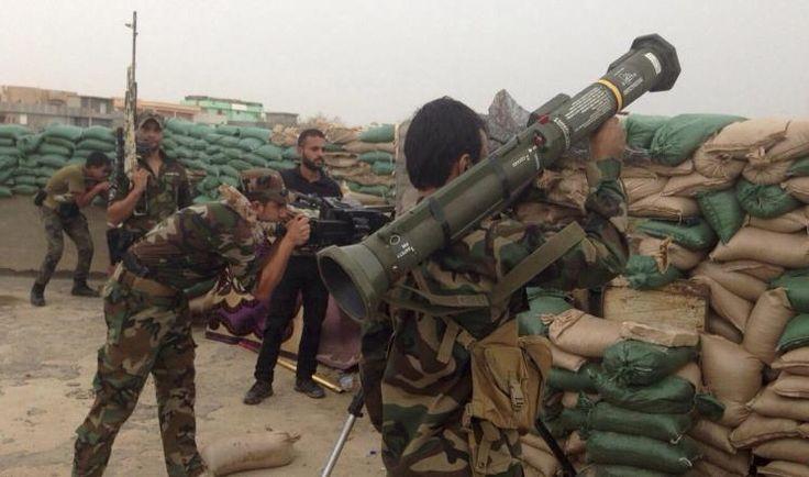 KIBLAT.NET, Baghdad - Ribuan pasukan keamanan Irak melancarkan operasi untuk merebut kembali wilayah utara Baghdad dari ISIS.