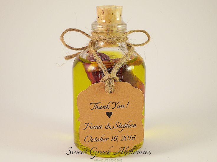 Our Favorite Olive Oil Favor spicy infused