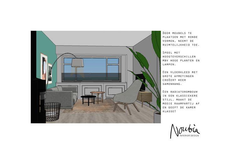 Interior advise for a family home in Castricum by www.noubia.com. #interior #interiordesign #interiordesign #noubia_interieurontwerp #noubia #made #green
