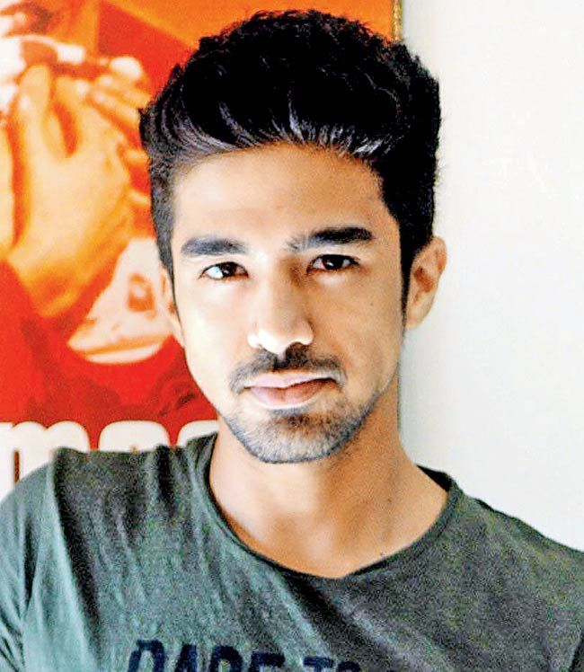 Saqib Saleem. Indian Bollywood Actor...