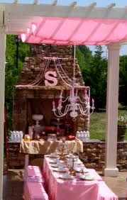 Outdoor Princess Party Birthday PartiesBirthday IdeasPrincess
