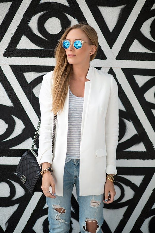 How to Chic: FASHION BLOGGER STYLE - EAT SLEEP WEAR