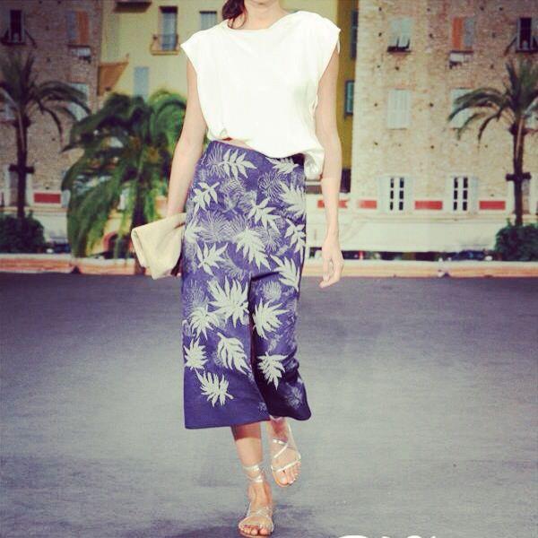 Johana Ortiz colombiamoda 2014 #fashiontextures #swimwear #summer #camaralucida #chic #summer #beachy #johanaOrtiz