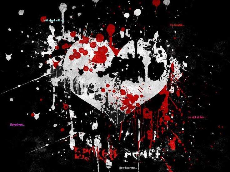 Anime Emo Girl Emo Wallpapers of Emo Boys and Girls Art Pinterest Valentines, Emo and ...