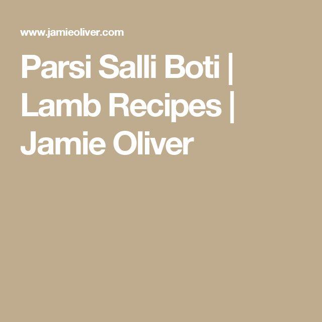 Parsi Salli Boti   Lamb Recipes   Jamie Oliver