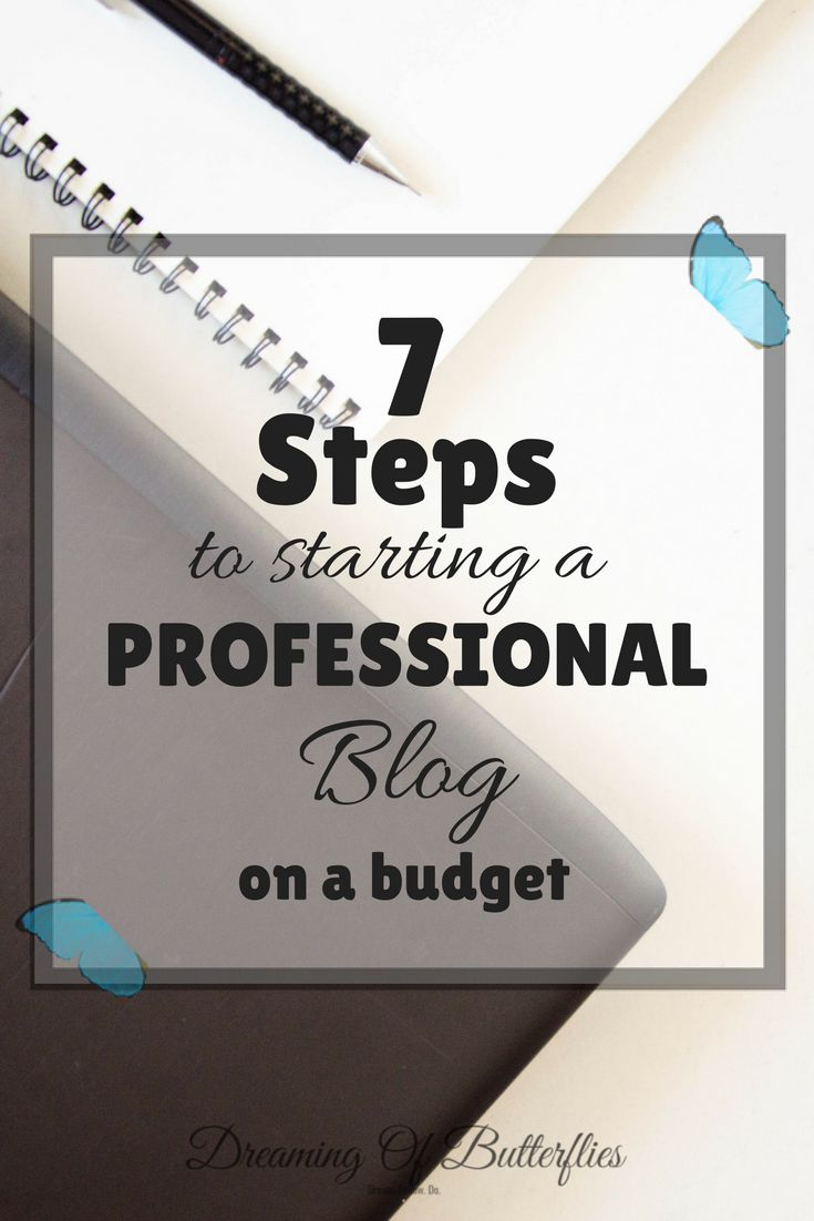 Ever wonder how you can have an awesome blog? Here's a great, step by step tutorial, so you can start a blog right now, on a budget!