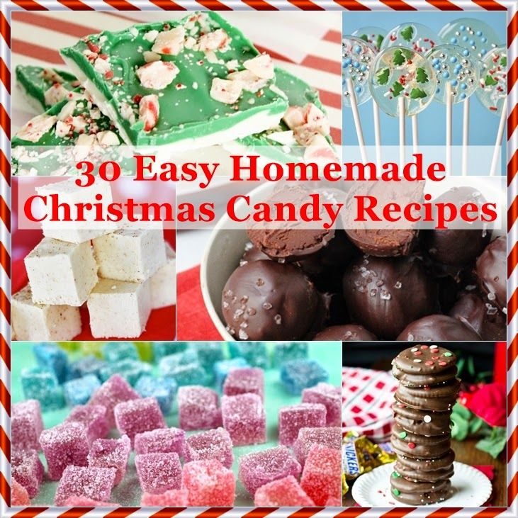 1000 images about christmas and holiday treats on for Traditional christmas candy recipes