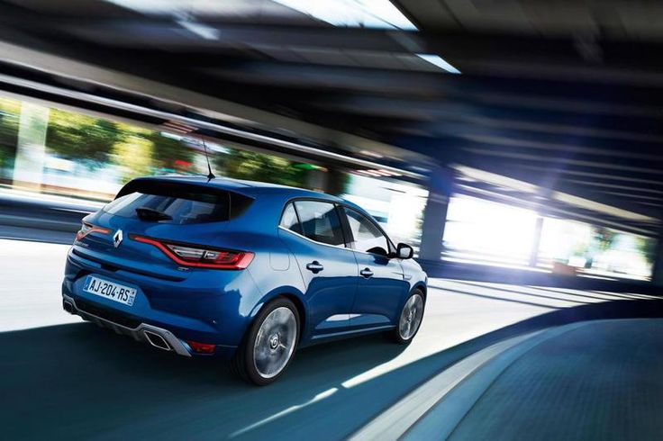 Introducing the 2016 Renault Megane