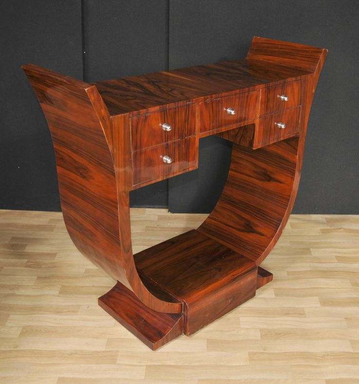 art deco furniture style. gorgeous art deco style console table in furniture