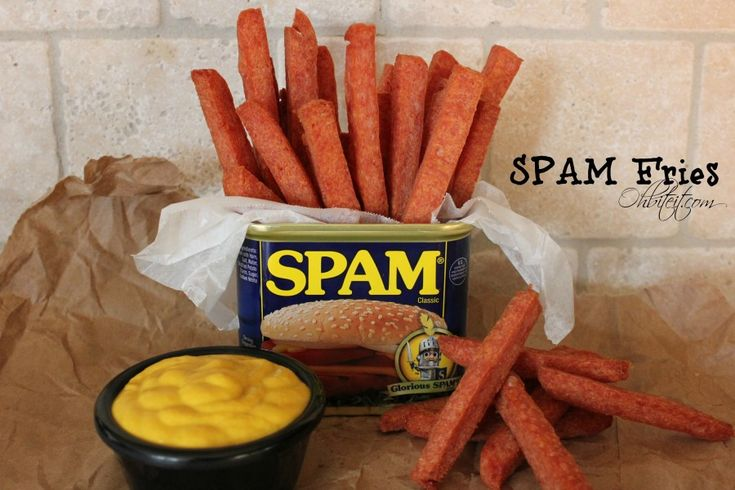 "it's really hard to say on which pinboard this belongs  food or better comidy/geek ""Lovely Spam, Wonderful Spam!"""