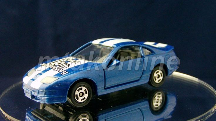 TOMICA 15 NISSAN FAIRLADY 300ZX Z32 | 1/59 | 30TH ANNIVERSARY 2000 NO.6