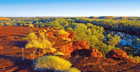 Millstream, Pilbara, Western Australia.
