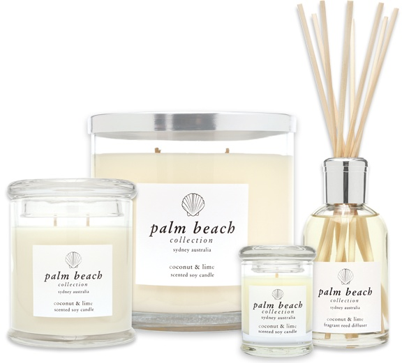 PALM BEACH COLLECTION | Australian Soy Candles