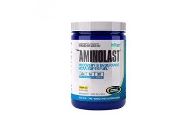 Gaspari Nutrition Aminolast 420g + Free Sample Price: WAS £39.99 NOW £30.99