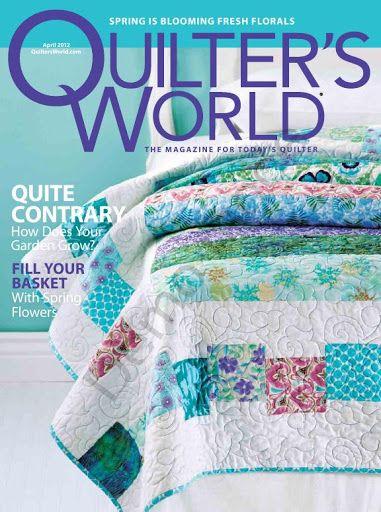 Quilter's world april12 - compartilha tudo - Álbuns da web do Picasa