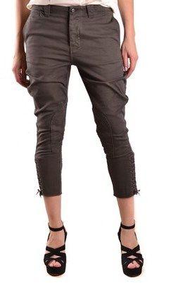 Golden Goose Deluxe Brand Women's Brown Cotton Pants.