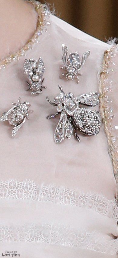 Chanel Fashion Show details