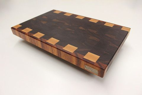 Walnut, Maple and Tiger Wood