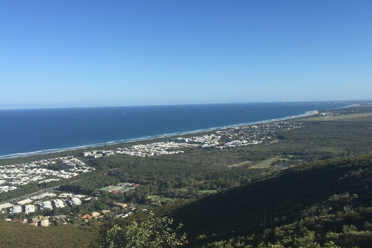 Everything you need to know about how to climb Mount Coolum with Kids including how to get there.