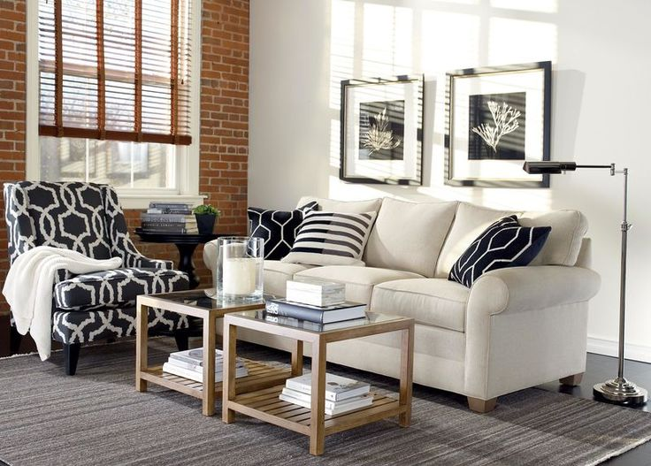 Buy Ethan Allens Bennett Roll Arm Sofa Or Browse Other Products In Sofas Loveseats
