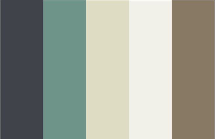 8 blue and neutral color palette house pinterest for Neutral palette bedroom