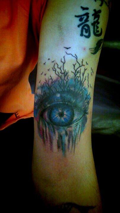 El ojo de la vida