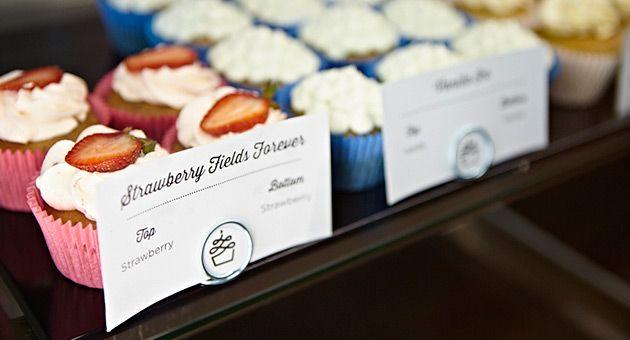 Merry Cupcakes- all vegan!